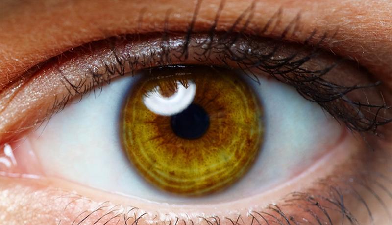 Badanie ztęczówki oka